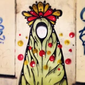 Porto-Campanhã #streetart #urbanliving Aralik'14 taken by storiesonacloud