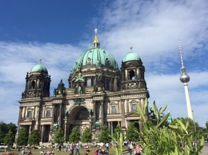 Photo by storiesonacloud #berlinerdom #berlin May'15