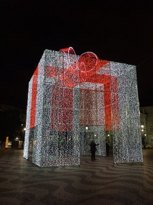 Photo by storiesonacloud Rossio-Lisboa Dec'14